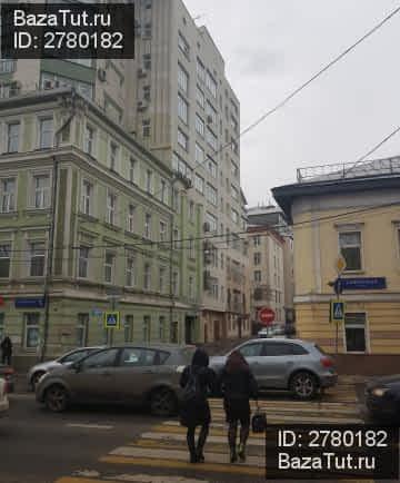 Поиск Коммерческой недвижимости Волконский 2-й переулок коммерческая недвижимость кропоткин