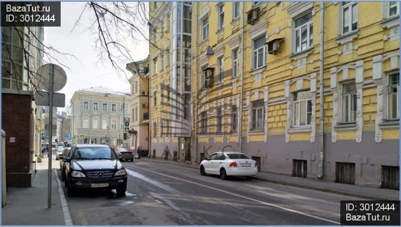 Коммерческая недвижимость Чаплыгина улица аренда офиса 50м2