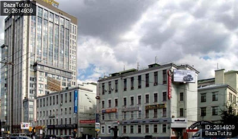 База данных коммерческая недвижимость москвы почасовая аренда офиса в са