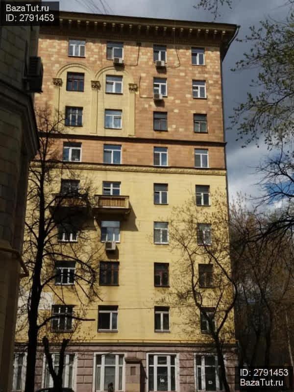 Поиск Коммерческой недвижимости Новоподмосковный 8-й переулок прямая аренда офиса класса a