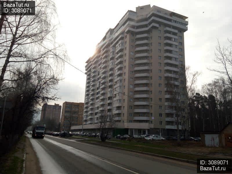 Недвижимость в ивантеевке коммерческая Аренда офиса 15 кв Наримановская улица