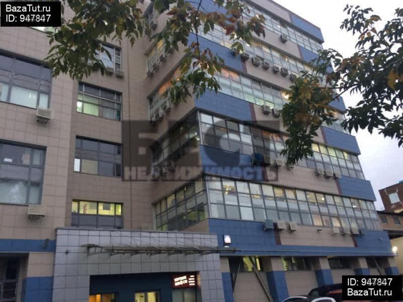 Аренда офиса ул российская Москва этажи коммерческая недвижимость Москва