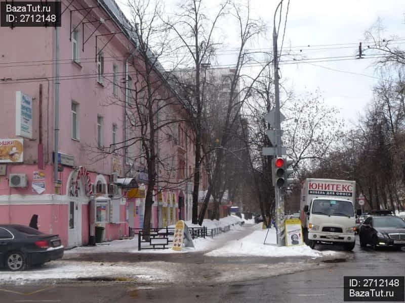Коммерческая недвижимость Первомайская Верхняя улица аренда офиса Москва лесная