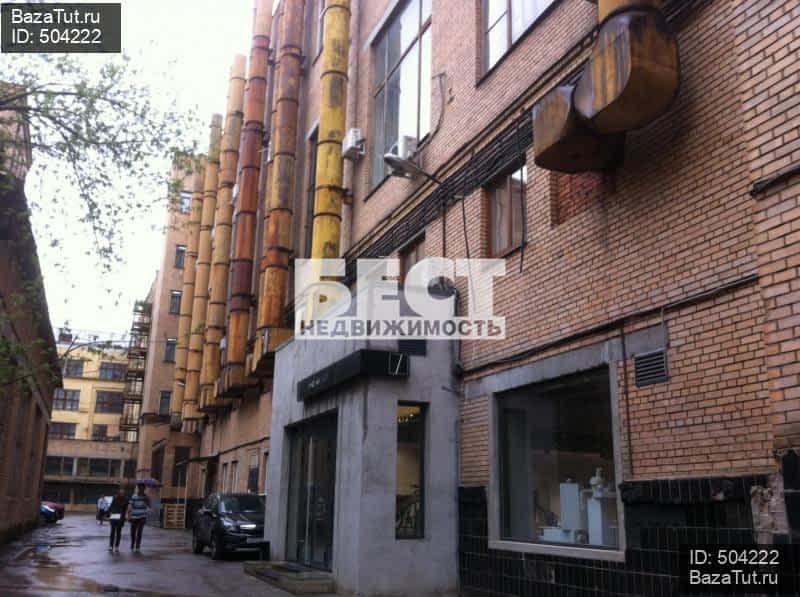 Коммерческая недвижимость Столярный переулок снять в аренду офис Таганрогская улица
