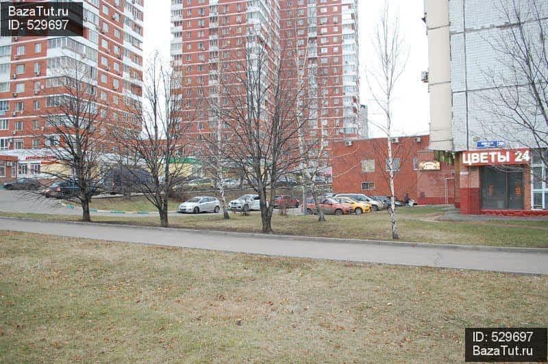 Коммерческая недвижимость Веерная улица снять место под офис Крылатская улица
