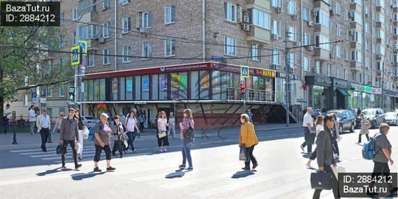 Поиск Коммерческой недвижимости Улица 1905 года Аренда офиса 7 кв Красина улица