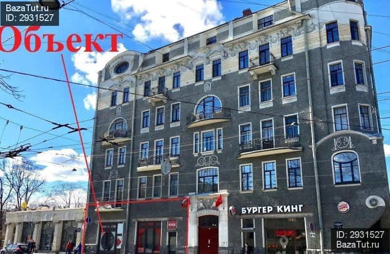 Коммерческая недвижимость а спб продам коммерческую недвижимость хабаровск