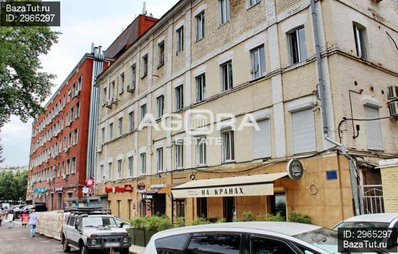Коммерческая недвижимость на цветном бульваре аренда коммерческой недвижимости Молдагуловой улица