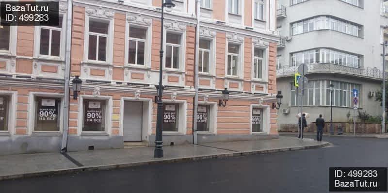 Коммерческая недвижимость аренда россия аренда офиса соколиная