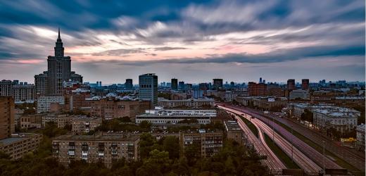 Объемы предложения квартир в новостройках Москвы