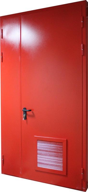 металлические двери пожарная безопасность